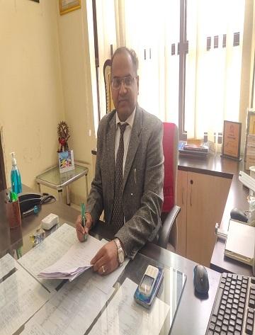 Dr. Sandeep Kumar