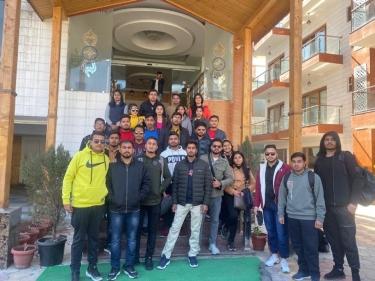 Trip to Manikaran Sahib, Manali and solang valley