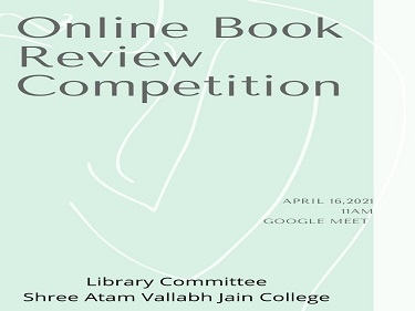 Online Book Review Competition
