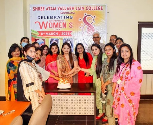 Celebration of International Women\'s Day